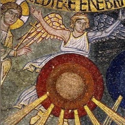 Дзьве гісторыі стварэньня ў кнізе роду